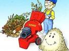 Service de broyage de végétaux à domicile