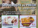 Choucroute ou Paëlla ….?